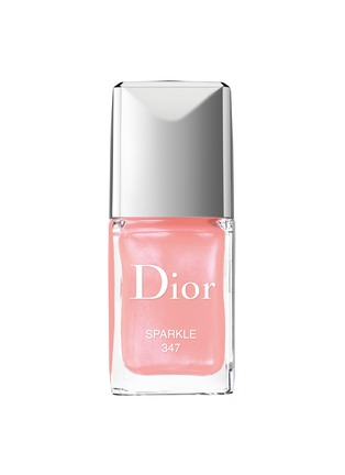 Main View - Click To Enlarge - Dior Beauty - Dior Vernis Diorsnow Rising Stars 2019 Limited Edition</br>347 – Sparkle