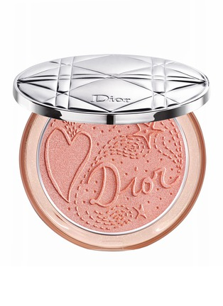 Main View - Click To Enlarge - Dior Beauty - Diorskin Nude Luminizer Diorsnow Rising Stars 2019 Limited Edition – 009