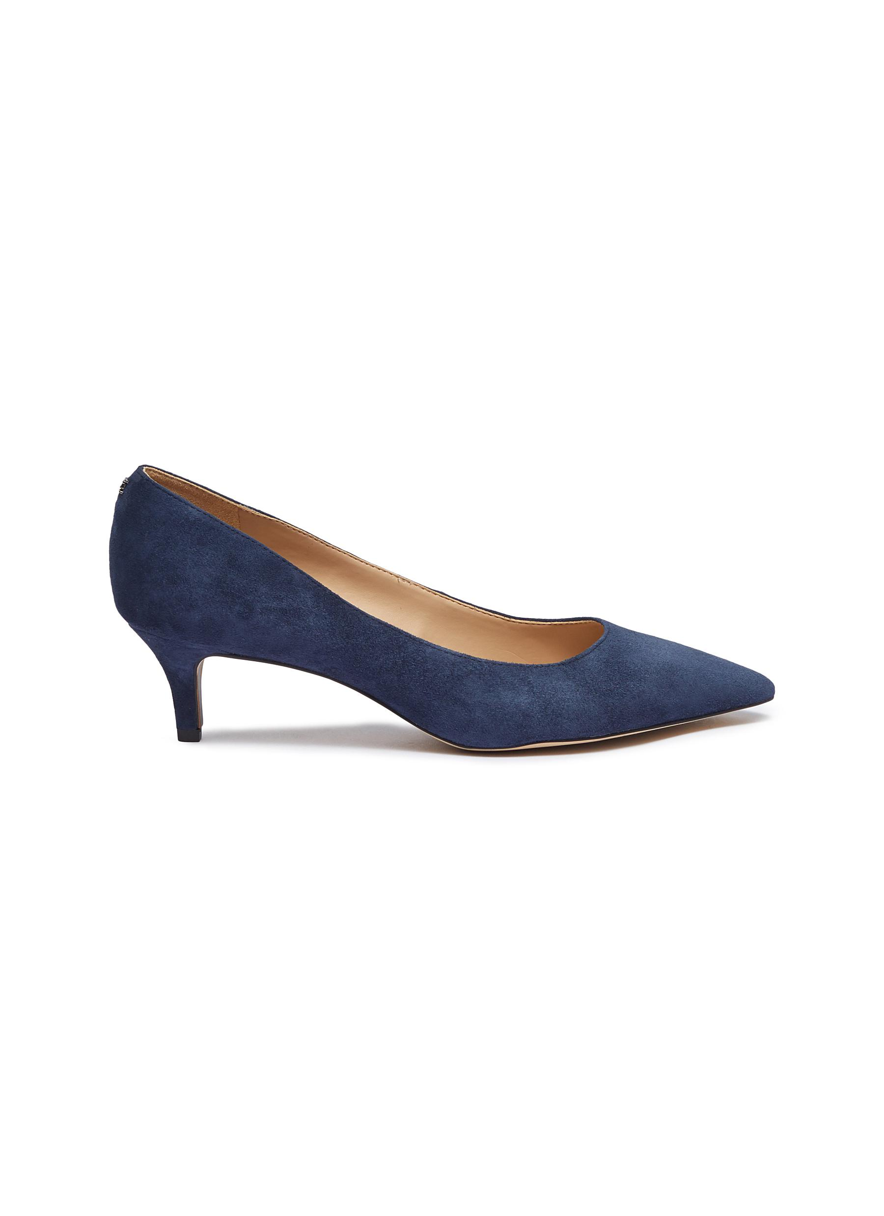 Dori suede pumps by Sam Edelman