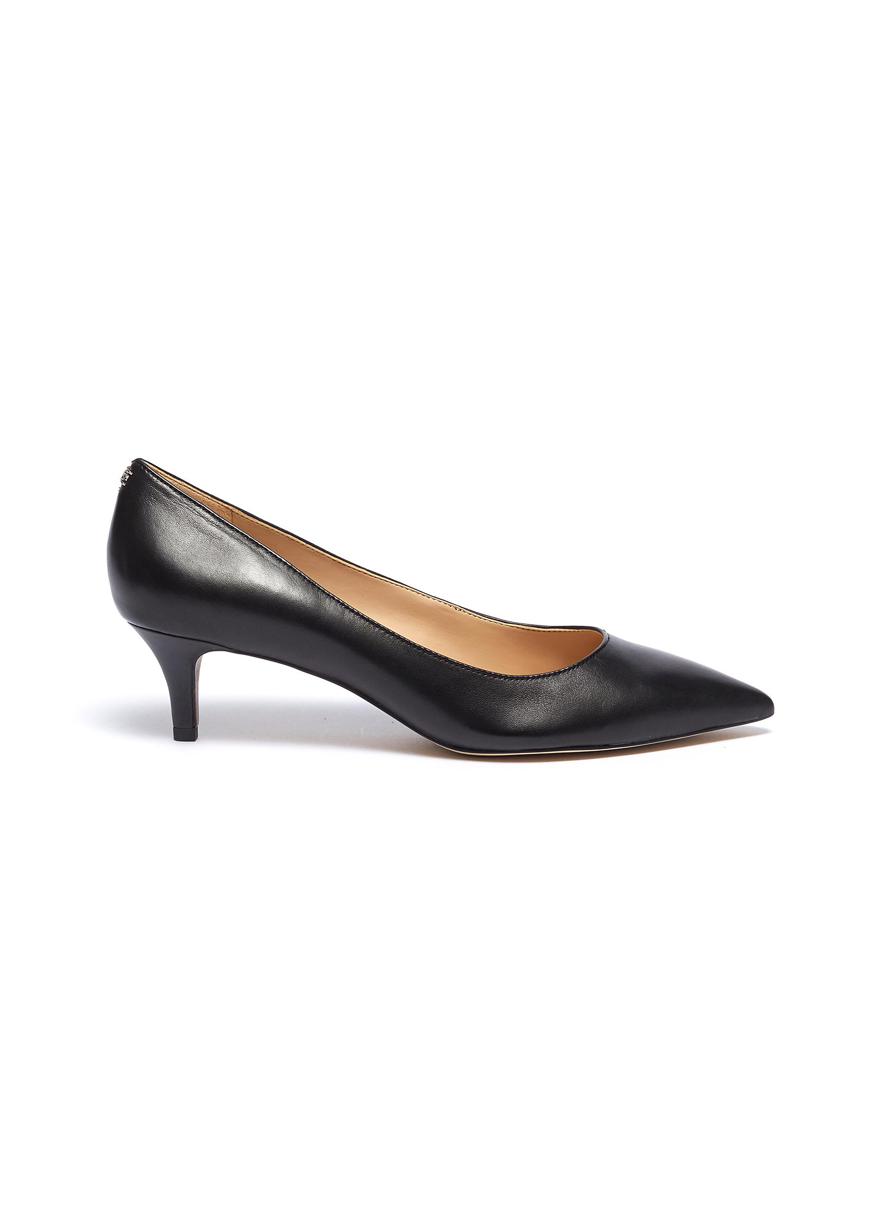 Dori leather pumps by Sam Edelman