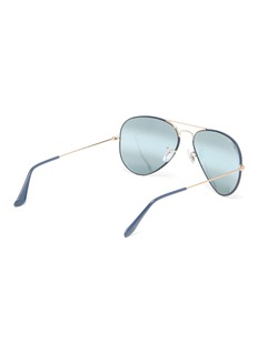 Ray-Ban 'RB3025' metal aviator sunglasses