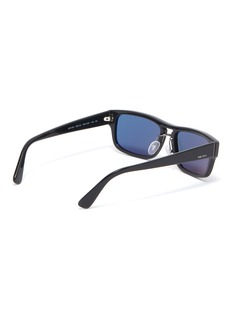 Prada Acetate rectangle sunglasses