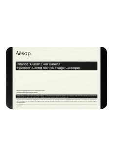Aesop Balance: Classic Skin Care Kit