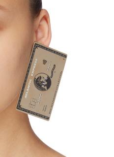Biis 'Atex Card' single earring