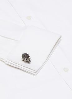 Deakin & Francis  Moveable skull cufflinks