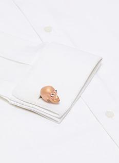 Deakin & Francis  Skull cufflinks