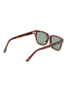 CELINE Tortoiseshell acetate square sunglasses