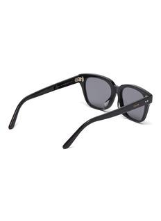 CELINE Acetate square sunglasses