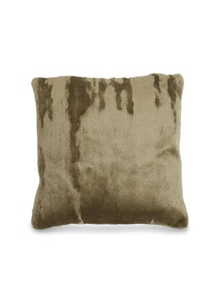 Main View - Click To Enlarge - TOM DIXON - Soft cushion – Khaki
