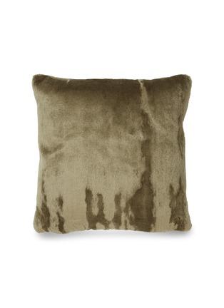 - TOM DIXON - Soft cushion – Khaki
