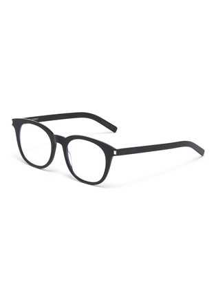 Main View - Click To Enlarge - SAINT LAURENT - Acetate square optical glasses
