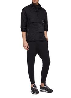 Nike 'Jordan 23 Engineered' packable half-zip anorak