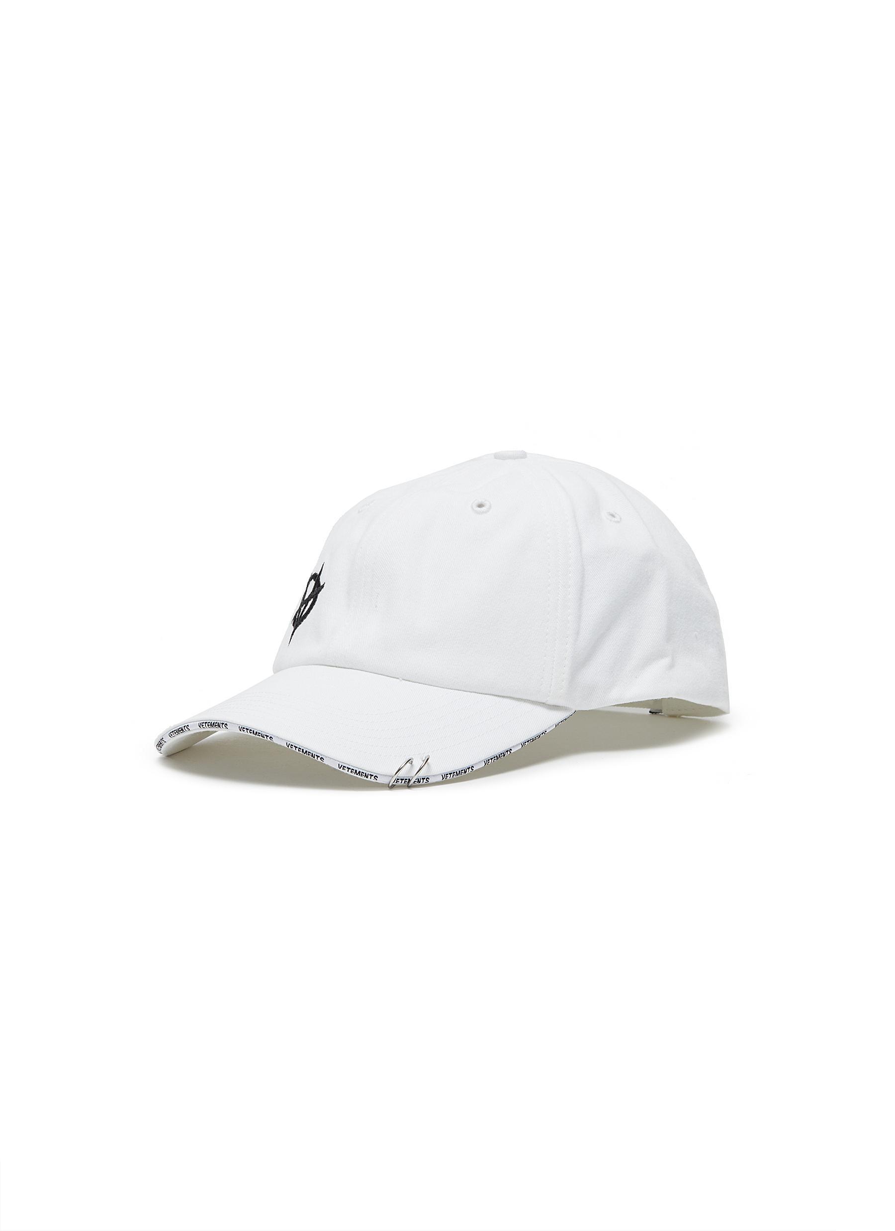 x Reebok 'Anarchy' logo embroidered baseball cap