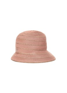 Eric Javits 'Kimi' stripe Squishee® bucket hat