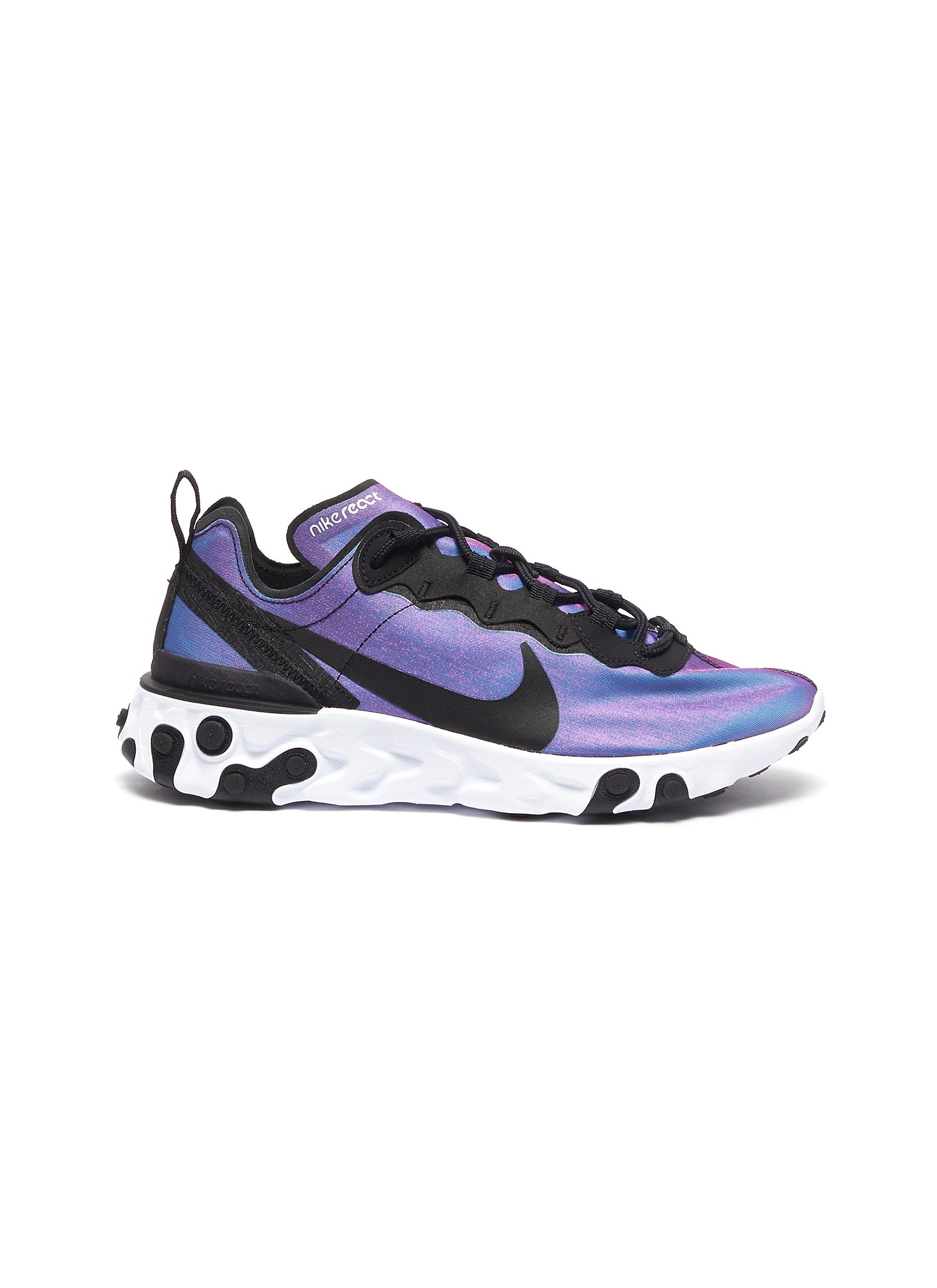2951fe94ed86f6 Main View - Click To Enlarge - Nike -  React Element 55  sneakers