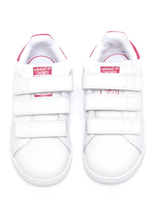 super popular f2af6 eb6aa Figure View - Click To Enlarge - adidas -  Stan Smith CF I  leather