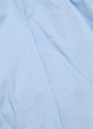 - KALITA - 'New Poet By The Sea' ruffle sleeve cutout back dress
