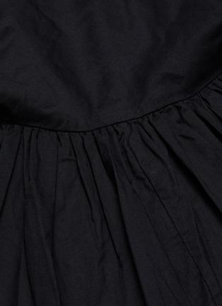 - KALITA - 'Zahara' ruffle one-shoulder maxi dress