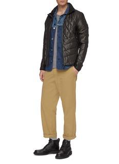 Canada Goose x GORE-TEX 'Nomad HyBridge Lite' contrast panel packable GORE-TEX® INFINIUMTM™ jacket