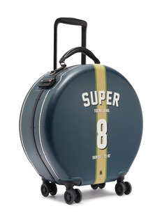 OOKONN x Studio Concrete round carry-on spinner suitcase – 8 Super
