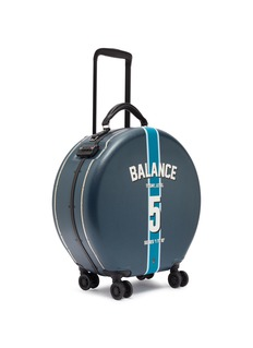OOKONN x Studio Concrete round carry-on spinner suitcase – 5 Balance