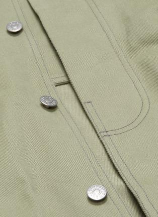 - Acne Studios - Twill shirt jacket