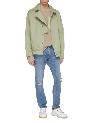 Figure View - Click To Enlarge - Acne Studios - Twill shirt jacket