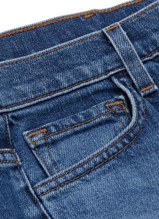 - J BRAND - 'Jules' cropped straight leg jeans