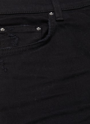 - AMIRI - 'Stack' distressed skinny jeans