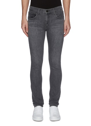 Main View - Click To Enlarge - J BRAND - 'Mick' skinny fit jeans
