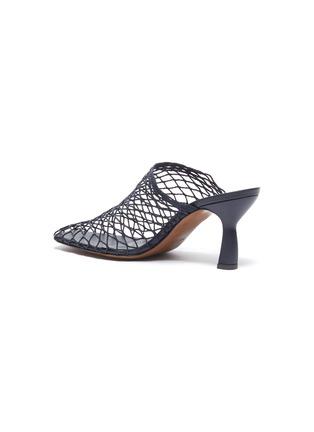 - NEOUS - 'Bophy' fishnet mules