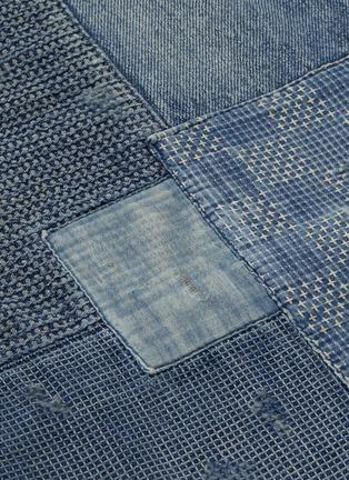 - FDMTL - Mix panel Boro patchwork jeans