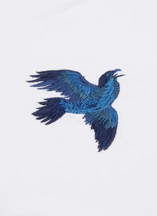 - FDMTL - Cuckoo bird embroidered T-shirt