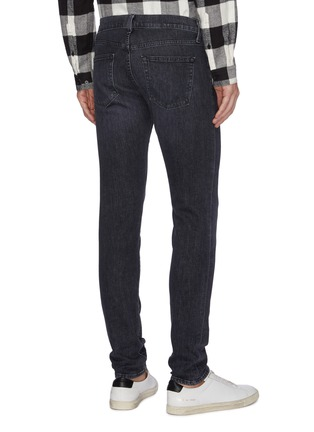 Back View - Click To Enlarge - J BRAND - 'Tyler Taper' slim fit jeans