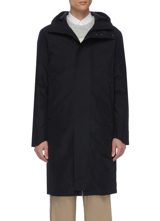Main View - Click To Enlarge - SAVE THE DUCK - Gore-Tex® lined hooded parka