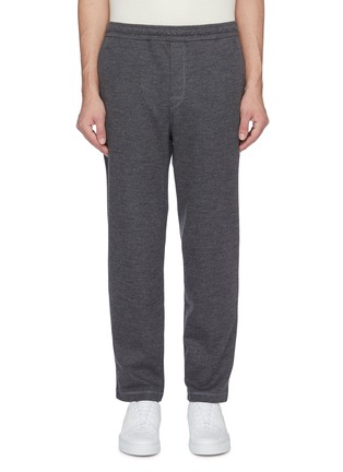 Main View - Click To Enlarge - NORSE PROJECTS - 'Faulun' wool sweatpants