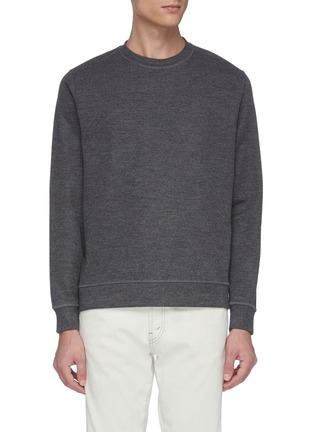 Main View - Click To Enlarge - NORSE PROJECTS - 'Vagn' wool sweater