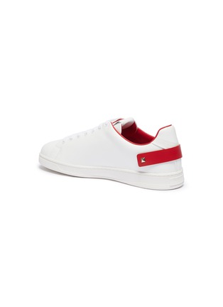 - VALENTINO - 'VLOGO' perforated leather sneakers