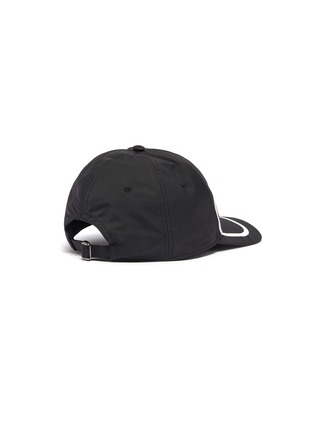 Figure View - Click To Enlarge - VALENTINO - 'VLOGO' print baseball cap