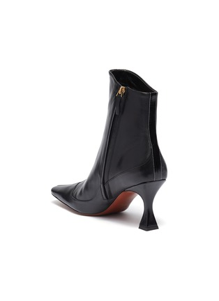 - MANU ATELIER - 'Duck' patchwork leather ankle boots