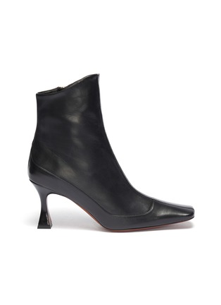 Main View - Click To Enlarge - MANU ATELIER - 'Duck' patchwork leather ankle boots