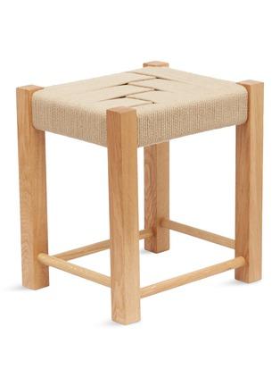 - JO ELBOURNE - Steps handwoven stool –Sand
