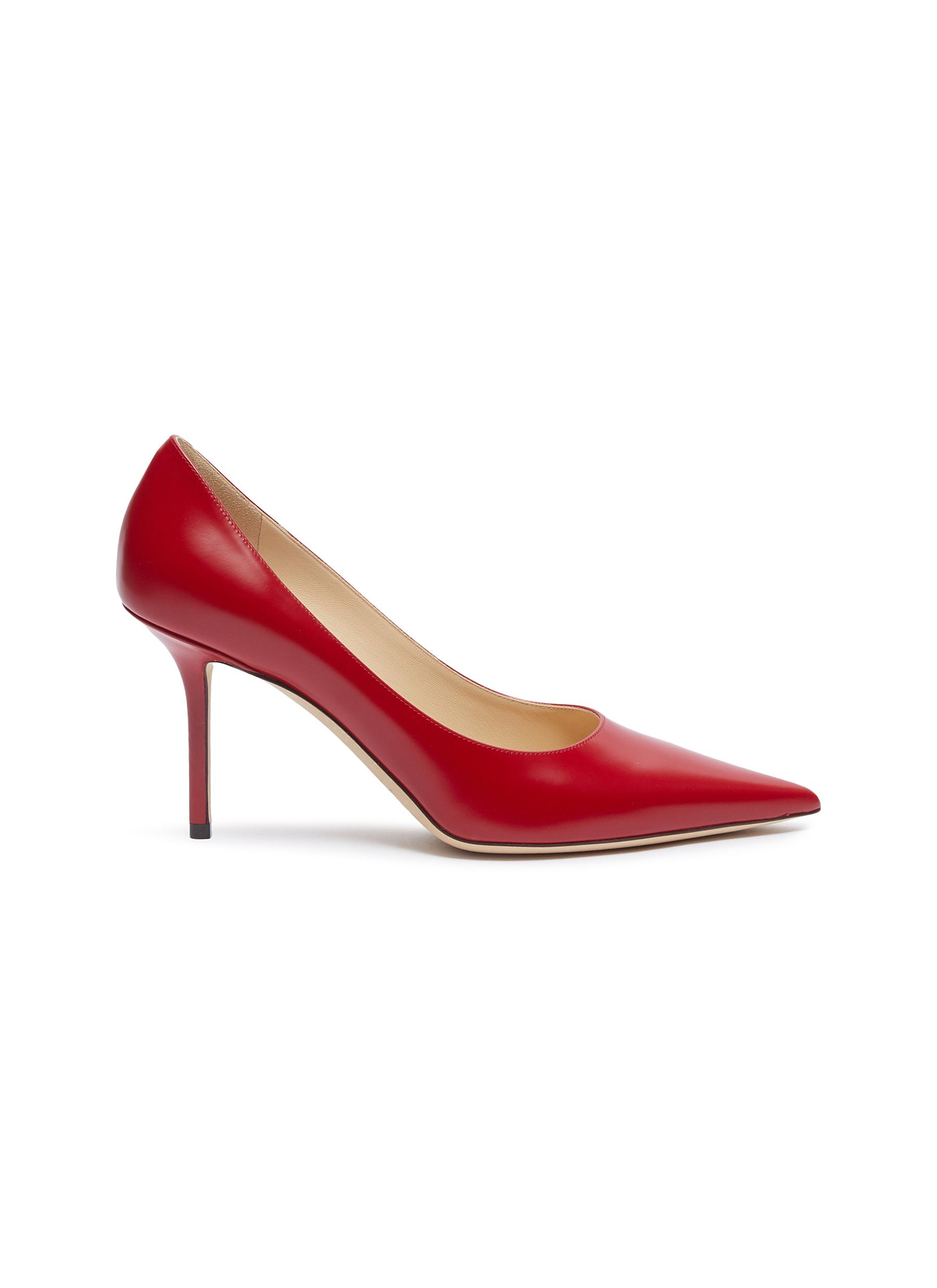 Love 85 liquid leather pumps by Jimmy Choo
