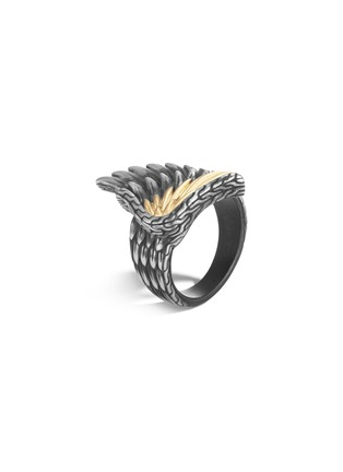 Main View - Click To Enlarge - JOHN HARDY - 'Legends Eagle' 18k yellow gold and silver ring