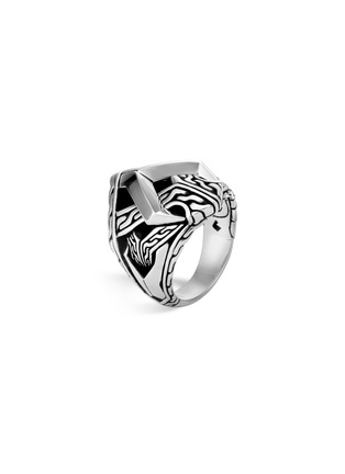 Main View - Click To Enlarge - JOHN HARDY - 'Asli Classic Chain' silver ring