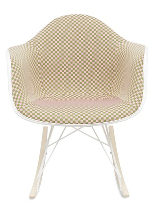 Main View - Click To Enlarge - HERMAN MILLER - Eames moulded rocking armchair