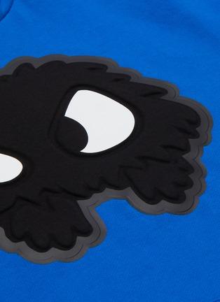 - MCQ ALEXANDER MCQUEEN - 'McQ Chester Monster' appliqué hoodie