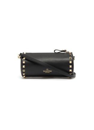 1c61d0f1236 VALENTINO 'Rockstud' cylindrical leather crossbody bag