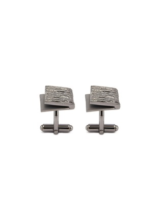 Main View - Click To Enlarge - LANVIN - Folded cufflinks