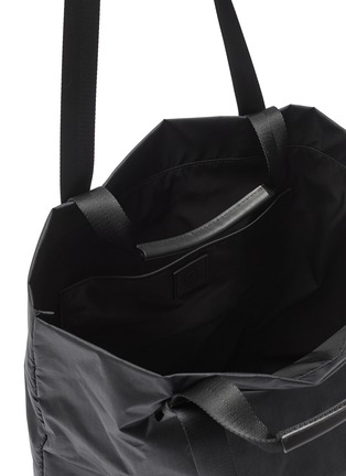 Detail View - Click To Enlarge - WANT LES ESSENTIELS - 'Dayton' ECONYL® tote bag